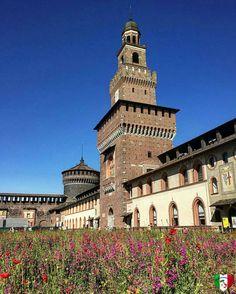 24 Maggio 2016   Foto di: @sabina.photography   Luogo: Castello Sforzesco Milano  Vi invitiamo a visitare la sua bellissima gallery Foto selezionata da Admin: @antoninoprinciotta   SEGUI  @italiainunoscatto  TAGGA #italiainunoscatto #italia_inunoscatto   Founser/Admin: @antoninoprinciotta   Altre nostre gallery:  @italiainunoscatto_bnw / #italiainunoscatto_bnw  @italiainunoscatto_splash / #italiainunoscatto_splash  @italiainunoscatto_hdr / #italiainunoscatto_hdr…