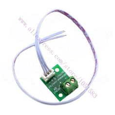 2pcs/lot 3D Printer Ultimaker Original Thermocouple Transmitter AD597 Temperature Control Board, Also Can be used for Ramps1.4