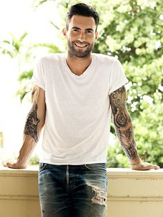 Adam Levine Is Threatening to Bring Trucker Hats Back Via His Kmart Collection http://stylenews.peoplestylewatch.com/2014/10/07/adam-levine-kmart-womenswear-collection-clothing-line/