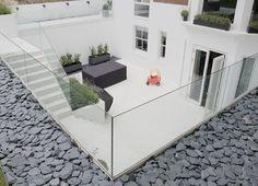 Light-well courtyard - direct lighting ideas