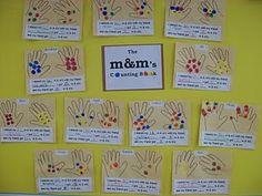 m math word problems either oral or written Math Classroom, Kindergarten Math, Teaching Math, Maths, Teaching Tips, Classroom Ideas, Math Worksheets, Math Resources, Math Activities
