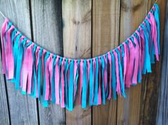 Shop for on Etsy, the place to express your creativity through the buying and selling of handmade and vintage goods. Gender Announcements, Fabric Garland, Gender Reveal, Tie Dye Skirt, Baby Shower, Crafty, Trending Outfits, Unique Jewelry, Handmade Gifts