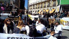 MANIFESTACIÓN EN DEFENSA LOBO IBÉRICO  (MADRID )