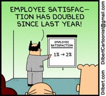 Dilbert and statistics