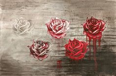 Painting the roses red. Tattoo ideas