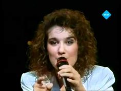 """The Eurovision Song Contest - 1988 - winner was Switzerland with """"Ne partez pas sans moi"""", performed by Celine Dion. Celine Dion, Will Ferrell, Eurovision Songs, New Movies, Switzerland, Music, Youtube, Quebec, Studying"""