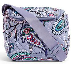 Keep everything cool when you head to the beach, lake, or pool, in this classic, colorful cooler. From Vera Bradley Handbags and Accessories. Vera Bradley Tote Bags, Vera Bradley Handbags, Luggage Store, Gucci Purses, Online Bags, Platform Pumps, Emo Fashion, Betsey Johnson, Stiletto Heels