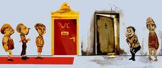 Die Schüler einer Bochumer Schule mussten 10 Cent Gebühr für einen besonders gepflegten und sauberen Toilettengang bezahlen. Glaubst du nicht? Hier gibt's die ganze Geschichte: http://magazin.sofatutor.com/schueler/2013/10/25/skurriles-aus-schule-etwas-teurere-klogang/