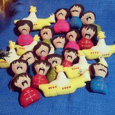 ♥ fofo... Beatles