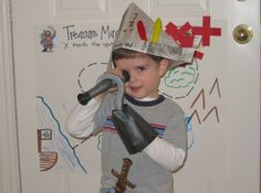 Pirate Party Ideas by katharine
