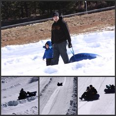 Big Bear, CA- Family Friendly Destinations- Snow Play
