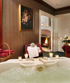 Samuel Hodby Room, Rabbit Hill Inn, VT