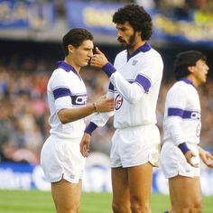 Fiorentina: Massaro, Socrates, Passarella