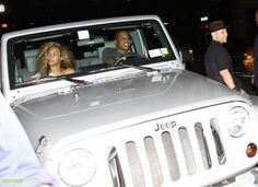 Jay-Z & Beyonce. This is how they roll.