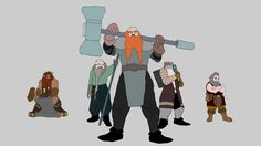 Focus: Dwarves