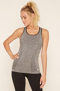 Active Seamless Racerback Tank for BodyPump