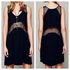 FREE PEOPLE Dress Mesh Sequin Eyelet Tank Tunic Size Large. New With Tags. $168 Retail + Tax.  Metal sequin waist accented rayon midi dress. Edgy, unlined and loose fitting.  *By Blesse'd are the Meek for Free People   Size Conversion: 0=XS, 1=S, 2=M, 3=L   ❗️ Please - no trades, PP, holds, or Modeling.    Bundle 2+ items for a 20% discount!    Stop by my closet for even more items from this brand!  ✔️ Items are priced to sell, however reasonable offers will be considered when submitted…