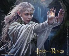 Learn more about the incredible artist Magali Villeneuve from MJ Scott!...