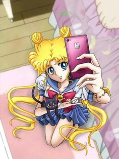 by Sailor-Crisis (Sailor Moon) Sailor Moons, Sailor Moon Manga, Sailor Moon Crystal, Sailor Moon Girls, Arte Sailor Moon, Sailor Moon Fan Art, Sailor Saturn, Disney Marvel, Thor