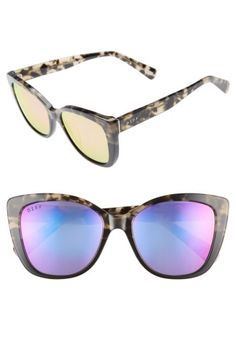 5a897b2f956 DIFF DIFF Ruby 54mm Polarized Sunglasses available at  Nordstrom