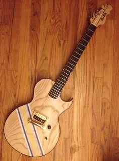 Blue Belly Guitars - Cuervo