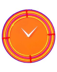 The Ring of Colour Wall Clock multiZee198