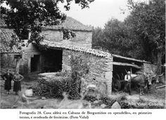 Casa de labranza tradicional de Bergantiños.