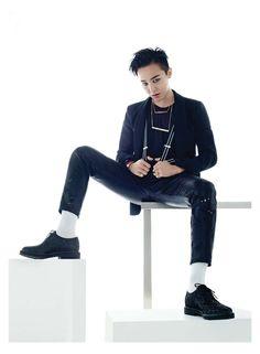 """GD x GZ """"ZANOTTI GOES K-POP"""" - V Magazine"""