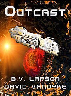 Outcast (Star Force Series Book 10) by B. V. Larson, http://www.amazon.co.uk/dp/B00K2ZGZP2/ref=cm_sw_r_pi_dp_ViAnub0FRES29