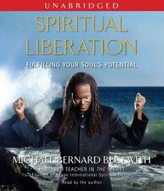 "Michael Bernard Beckwith's #Spiritual #SelfImprovement #Book ""Spiritual Liberation"" is part of a special publisher's #Sale thru 1/27. Sample the audio here: http://amblingbooks.com/books/view/spiritual_liberation"