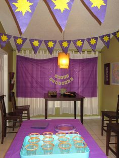 The (almost) Ultimate Tangled Birthday Party!