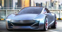 Opel Tigra 2020 Redesign by Kamil Podolak