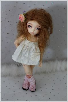 Emmie (Littlefee Ante) by Ceres ♥ on Flickr.