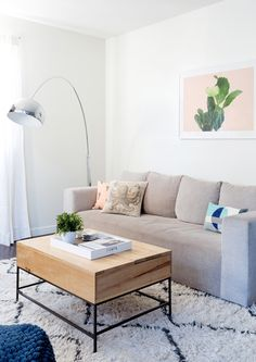Cool Convertible - These Roommates Give Us Major Decor Envy - Photos