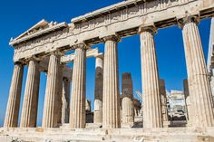 The Acropolis, Athens, Greece http://www.timetravelturtle.com/2012/08/the-acropolis-parthenon-athens-greece/ #travel #greece #athens #unesco #ruins