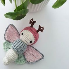 Love Crochet, Crochet Toys, Crochet Baby, Knit Crochet, Dyi, Chrochet, Baby Gifts, Dinosaur Stuffed Animal, Projects To Try
