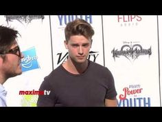 Patrick Schwarzenegger at Variety's 7th Annual Power of Youth Green Carp...