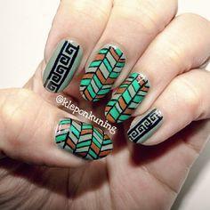 Instagram photo by kleponkuning   #nail #nails #nailart