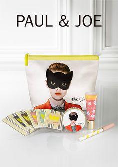 ポール & ジョー ボーテのクリスマスコスメ、仮面舞踏会をテーマにしたコフレやリップケースも | ニュース - ファッションプレス