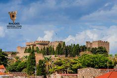 The Palace of the Grand Master - Το Παλάτι του Μεγάλου Μαγίστρου!