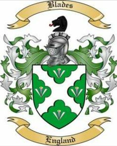 My Maternal Coat of Arms