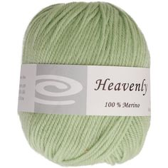 Elegant Yarns Heavenly Yarn Bamboo Green >>> More info could be found at the image url.Note:It is affiliate link to Amazon. #shoutout