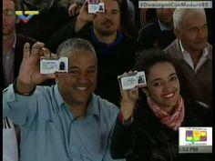 Hasta ahora 11.260.721 venezolanos se han sumado al Carnet de La Patria | Notivargas
