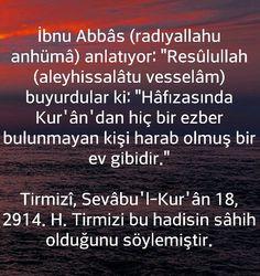 Kur'an–ı Kerim...