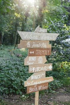Wedding diary: decoration, location and our wedding video - Wedding Decorations Diy Outdoor Weddings, Outdoor Wedding Venues, Wedding Signs, Our Wedding, Dream Wedding, Wedding Video Inspiration, My Wedding Planner, Winter Wedding Decorations, Garden Party Wedding