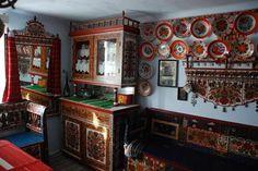 Göz alıcı Kalotaszegi oda :)