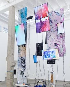 "t-u-e: "" Michael Manning art installation  by wanderingm http://ift.tt/1Uklfad """