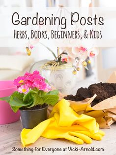 Spring is a time of eternal optimism for gardeners. Keep your enthusiasm growing with some gardening posts from around the web.