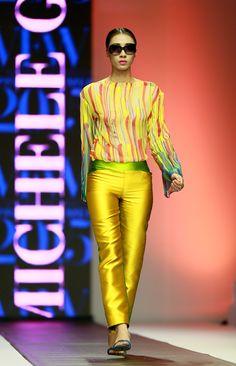 Vietnam Fashion Week SS15 - Ready to wear. Designer: Michele Gaudiomonte. Photo: Nguyen Thanh Dat