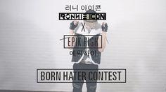 [BORN HATER CONTEST] by Ronnie Icon (Epik High Cover) born hater tablo epik high bobby bi b.i. ikon yg cover covers english kpop k-pop